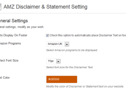 amazon-disclaimer-general-setting
