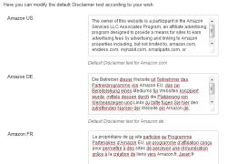 amazon-disclaimer-language-setting