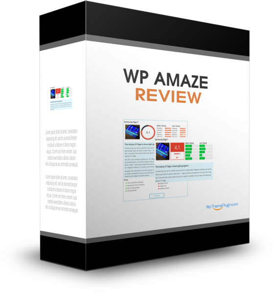 Image - Product Review Plugin