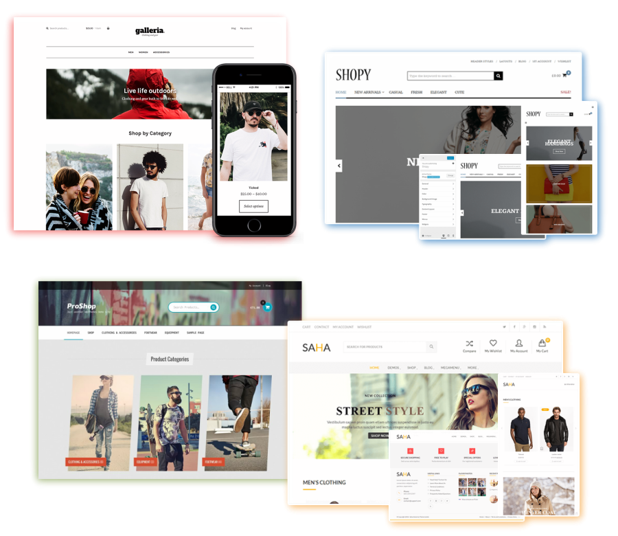 Image - eCommerce WP Theme Collection